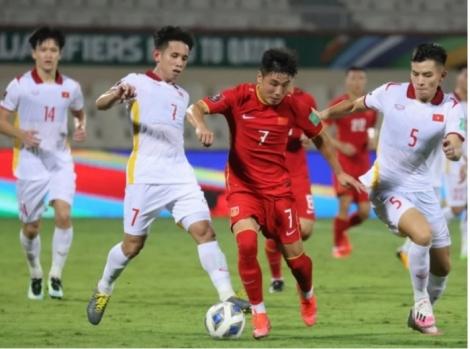"""""""Sốc"""" với cơ hội dự World Cup 2022 của đội tuyển Việt Nam"""