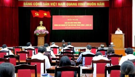 Ban Tuyên giáo Trung ương thông báo nhanh kết quả nổi bật Hội nghị Trung ương 4 khóa XIII