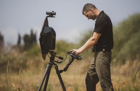 Israel phát minh công nghệ nhìn xuyên tường