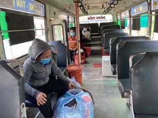Tổ chức hoạt động vận tải hành khách trên địa bàn tỉnh