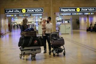 Israel cảnh báo đi lại tới nhiều nước đang bùng phát dịch
