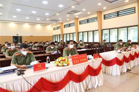 Tổng kết công tác phòng, chống dịch Covid-19 của Bộ chỉ huy tiền phương tại các tỉnh, thành phía Nam