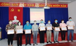 """Tổng kết cuộc thi """"Tìm hiểu và phát huy lịch sử, truyền thống cách mạng huyện Dương Minh Châu"""""""