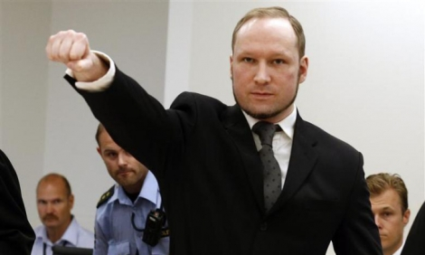 Lý do sát thủ Na Uy chỉ lĩnh án tù tối đa 21 năm