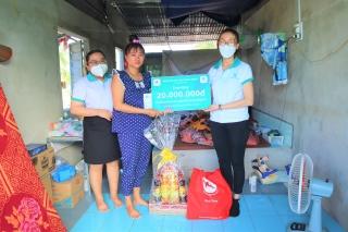 Bệnh viện Đa khoa Hồng Hưng: Hỗ trợ bệnh nhân có hoàn cảnh khó khăn