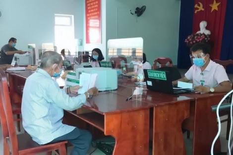 9 tháng năm 2021: Ngân hàng Chính sách xã hội huyện Gò Dầu cho hơn 2.400 hộ vay vốn