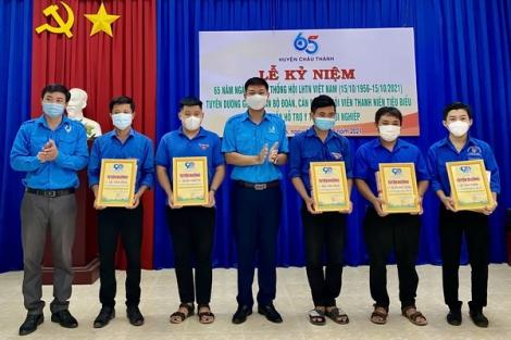 Châu Thành: Kỷ niệm 65 năm ngày truyền thống Hội Liên hiệp Thanh niên Việt Nam