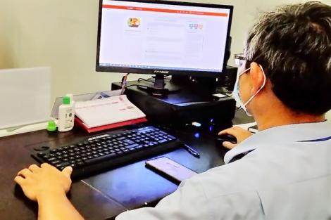 """Cuộc thi trắc nghiệm """"Chung tay phòng, chống dịch Covid-19"""" trên VCNet: Tây Ninh có trên 15.825 tài khoản đăng ký tham gia"""
