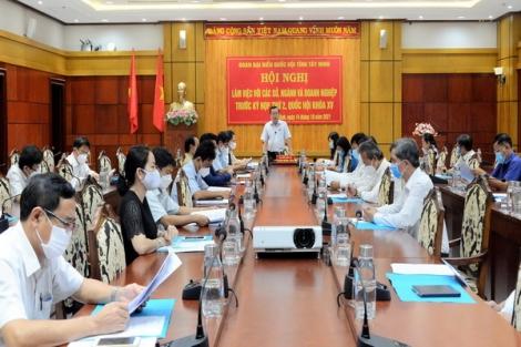 Ngày 20.10, khai mạc Kỳ họp thứ 2, Quốc hội khoá XV