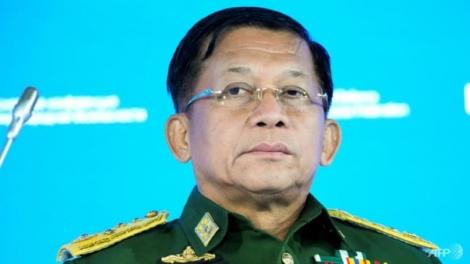 Myanmar lên tiếng vụ Thống tướng Min Aung Hlang bị loại khỏi thượng đỉnh ASEAN