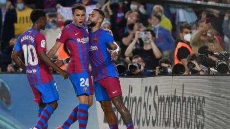 Ngược dòng giành thắng lợi 3-1, Barca thắp lửa cho El Clasico