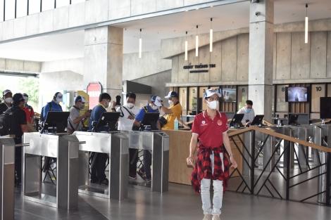 Tây Ninh chính thức khởi động lại các hoạt động du lịch