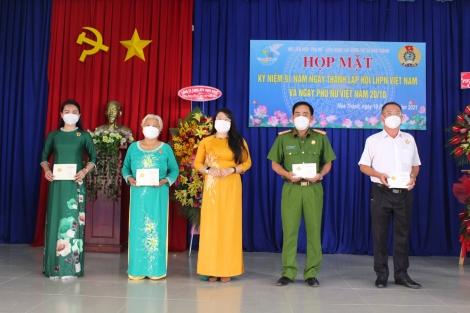 Tổ chức họp mặt kỷ niệm 91 năm Ngày thành lập Hội LHPN Việt Nam