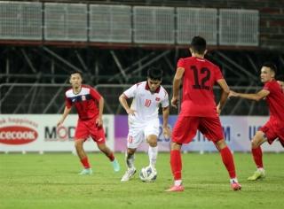 Hôm nay HLV Park Hang Seo chốt danh sách U23 Việt Nam