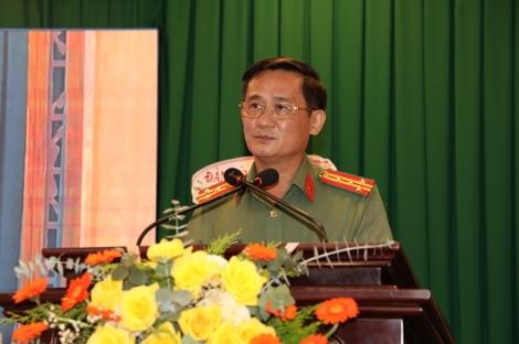 Công an Tây Ninh: Hội nghị giao ban trực tuyến công tác tư tưởng và nắm bắt dư luận xã hội quý III.2021