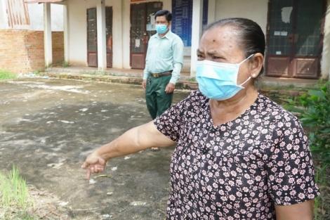 Châu Thành: Huyện thu hồi giấy chứng nhận quyền sử dụng đất do cấp nhầm!
