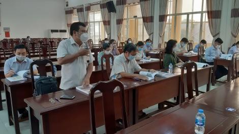 Lấy ý kiến Đồ án điều chỉnh quy hoạch chung thành phố Tây Ninh đến năm 2040