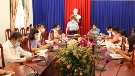 Kỳ họp thứ hai HĐND huyện Gò Dầu khóa XII sẽ thông qua nhiều nội dung quang trọng