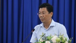 Phó Bí thư Tỉnh ủy Nguyễn Mạnh Hùng: Tiếp xúc cử tri xã Cẩm Giang, huyện Gò Dầu