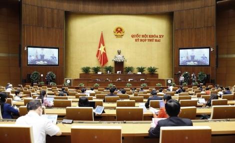 Ngày 27/10, Quốc hội thảo luận về thực hiện chính sách quản lý, sử dụng bảo hiểm xã hội